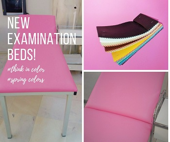 examination beds