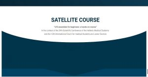 SATELLITE COURSE