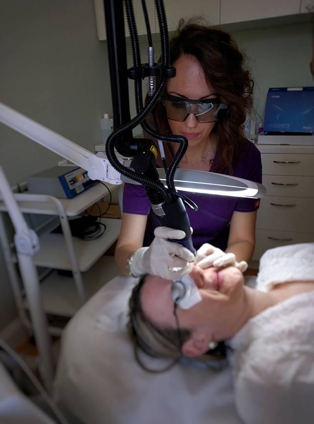 mcl31 dermablate, er yag laser, δερματολογικές θεραπείες, ΠΑΠΑΠΟΣΤΟΛΟΥ