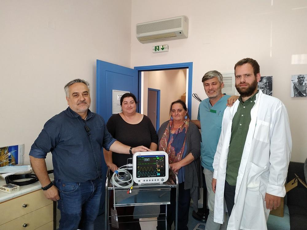 ηλεκτροκαρδιογράφος EDAN