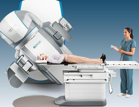 Στερεοτακτική Ακτινοχειρουργική, θεραπεία των όγκων του Κεντρικού Νευρικού Συστήματος, «Varian EDGE», αντιμετώπιση καρκίνου, ΠΑΠΑΠΟΣΤΟΛΟΥ
